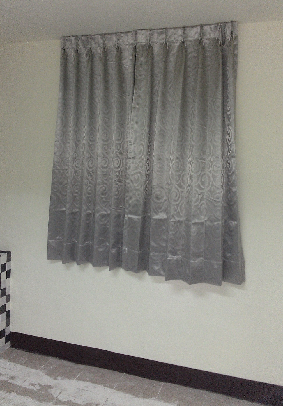 专业壁纸装潢施工,窗帘装潢安装-【立丰室内设计装潢
